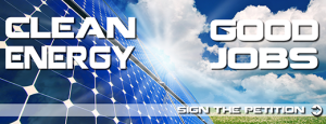 Clean Energy Petition FFF