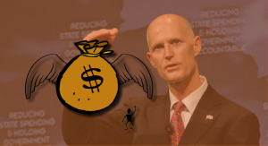 Scott Budget: Tax Cuts Consume Growth Dollars, Leaving Little for Investments in State Services